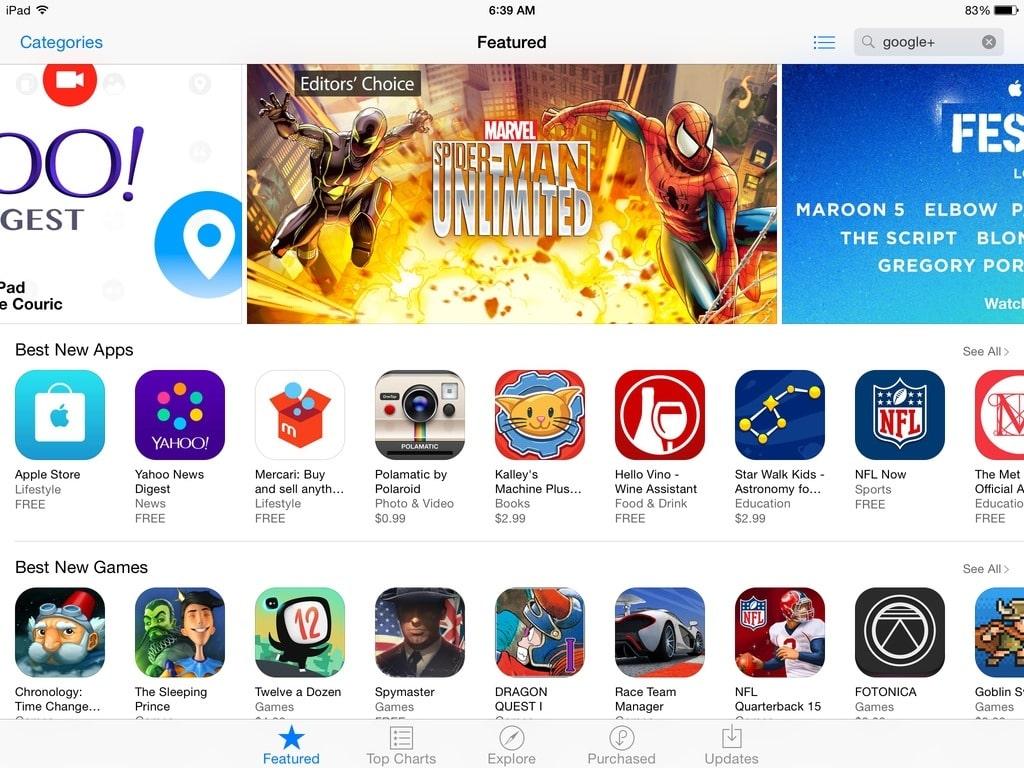 iOS-8-App-Store