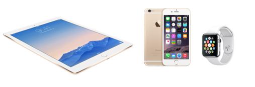 Cours Apple : iPad, iPhone et Watch