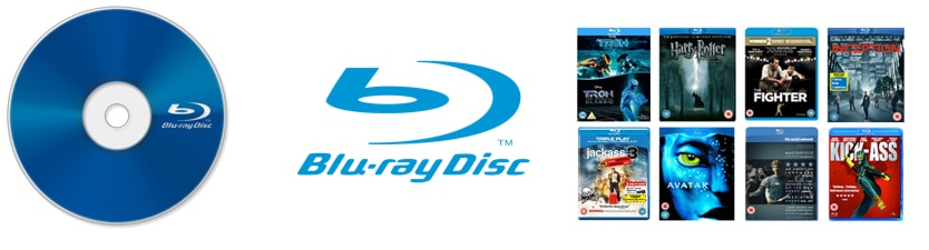 Disques Blu Ray Haute Définition