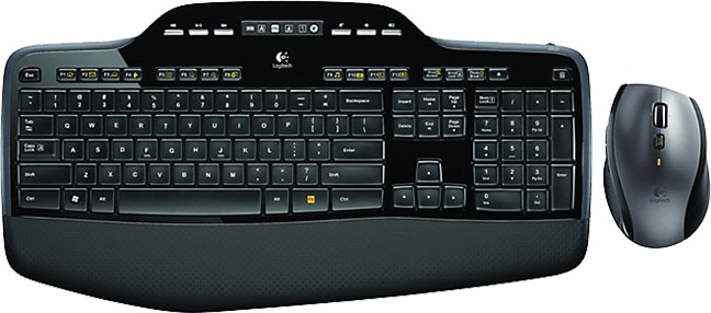 Un clavier multimédia