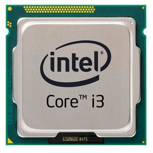 Un Processeur Intel Core i3