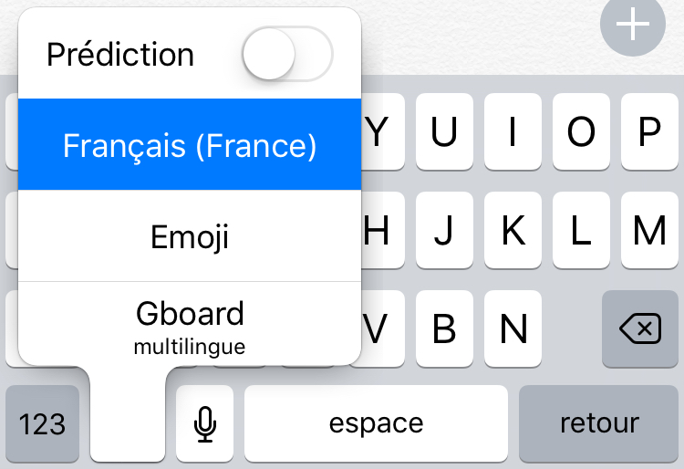 Cay Technology - Centre de Services de Réparation Saint Quentin activer-clavier Gboard : le clavier intelligent de Google pour votre iPhone Non classé  smiley réparation iphone intelligent google gboard emoji clavier