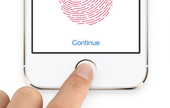 Empreinte digitale et Touch ID