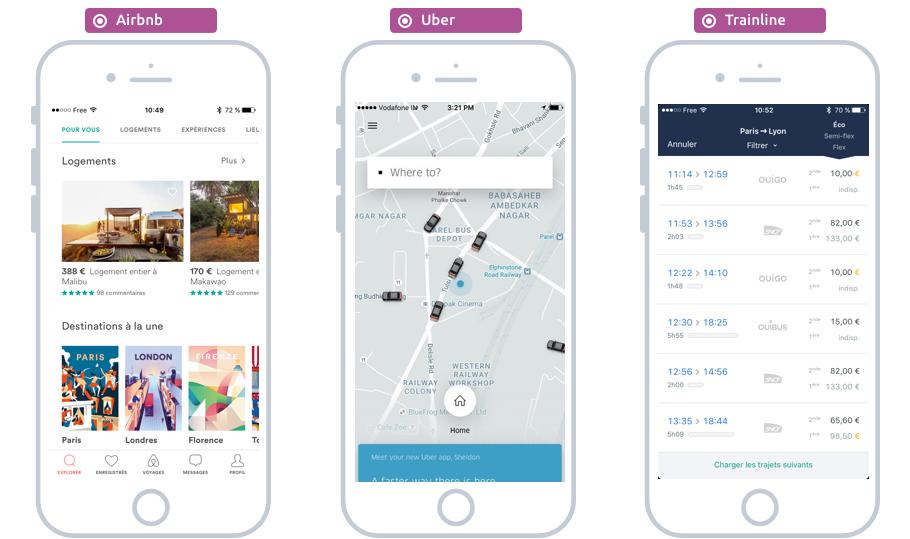 Les apps incontournables iOS pour voyager