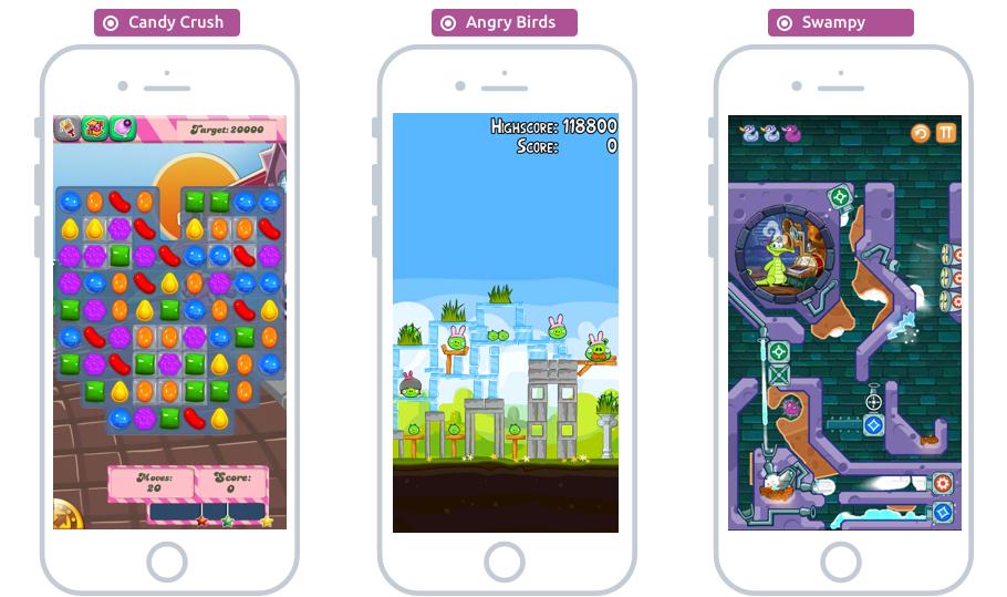 Les jeux incontournables sur iOS