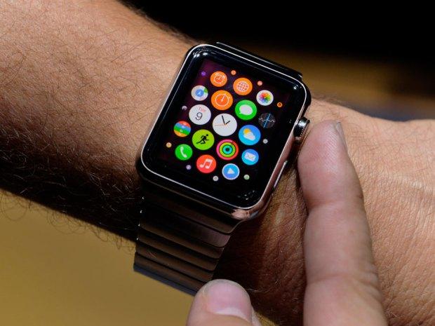 Lever le poignet permet d'allumer l'écran de la Watch