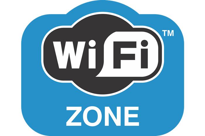 Zone Wi-Fi à proximité