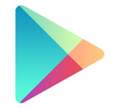 Logo du Playstore d'Android