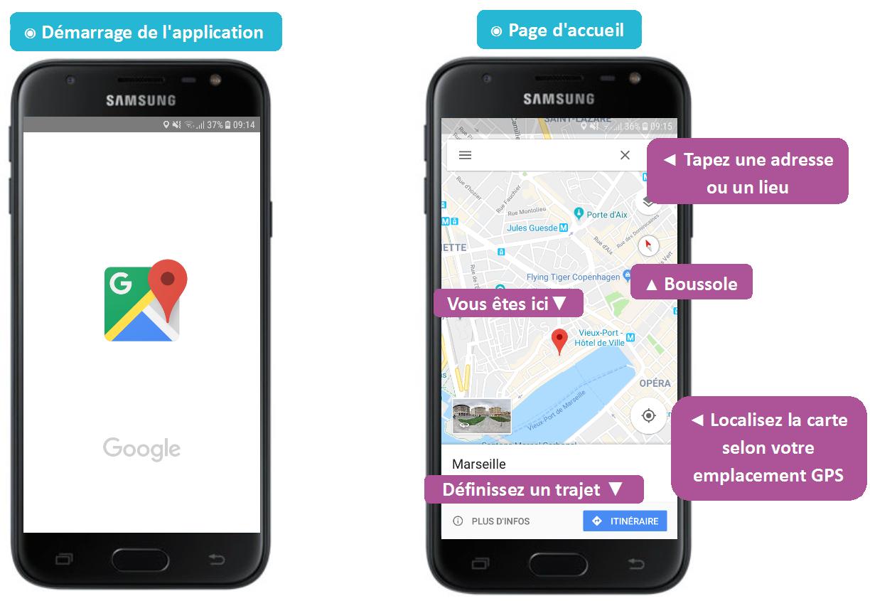 Google Maps Cours Informatique Gratuit Xyoos