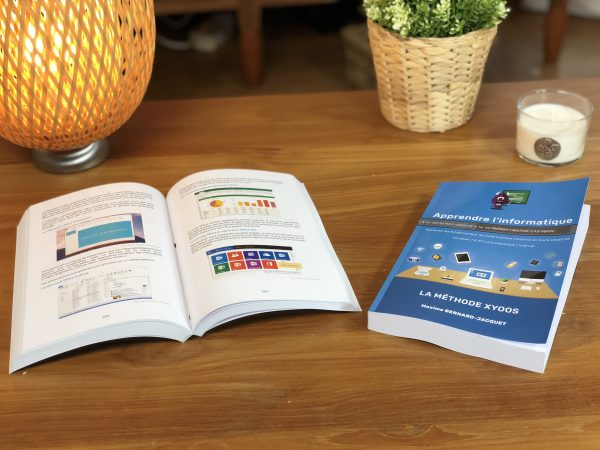 Le livre Xyoos pour apprendre l'informatique et Windows