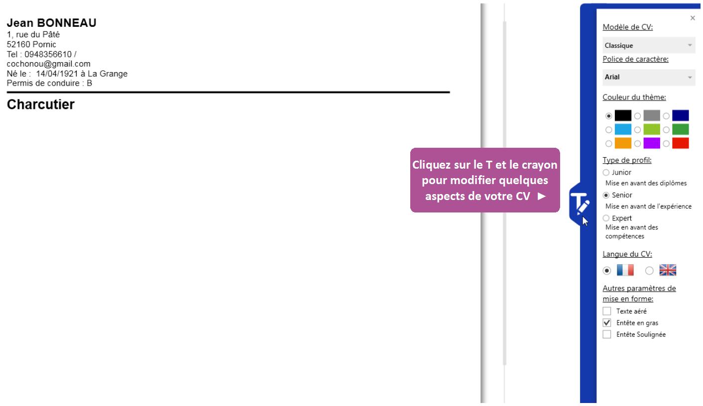 tutoriel r u00e9aliser facilement son cv avec cvitae5  u2014 xyoos