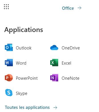 Voici les applications en ligne les plus utilisées