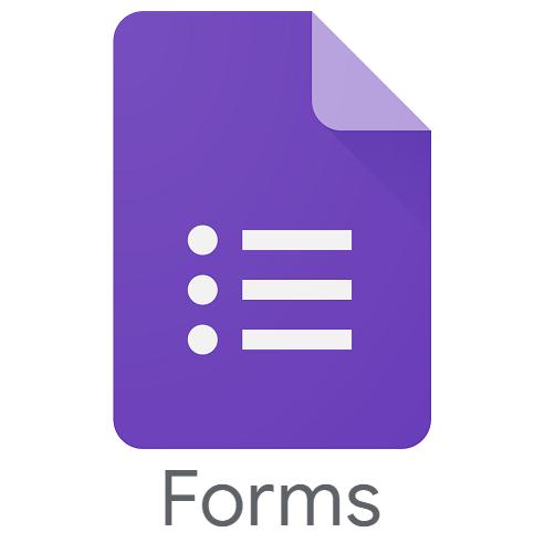 logo de google forms
